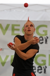Artist Dominik Münch
